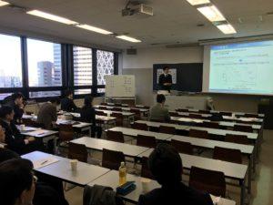 修士論文発表会(学術委員会) @ 工学院大学新宿キャンパスA-0511教室(高層棟5階)